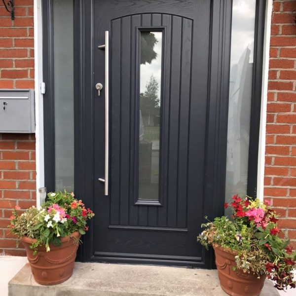 Double Glazed Front-doors