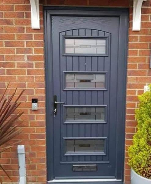 front door services provider in Glasgow