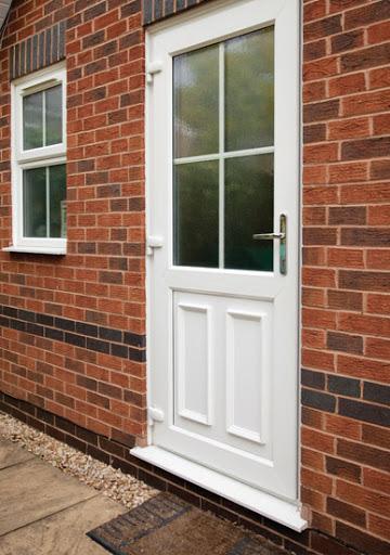 Front door and window services