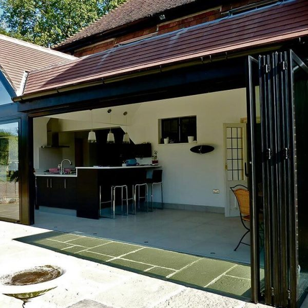 Bifolds doors