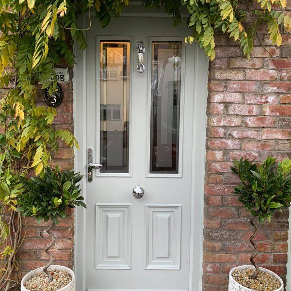 Beautiful Palladio Door