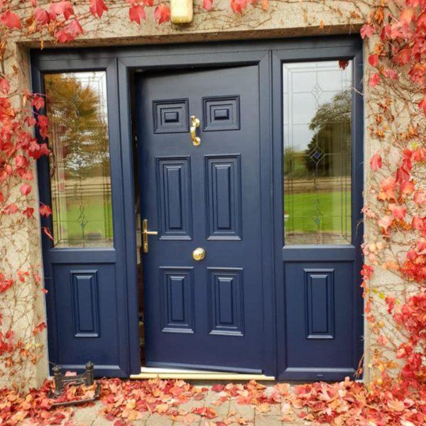 Composite Palladio Door