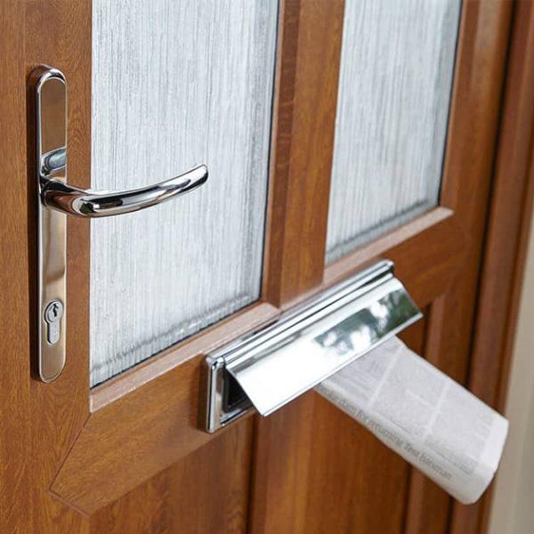 PVC Front doors